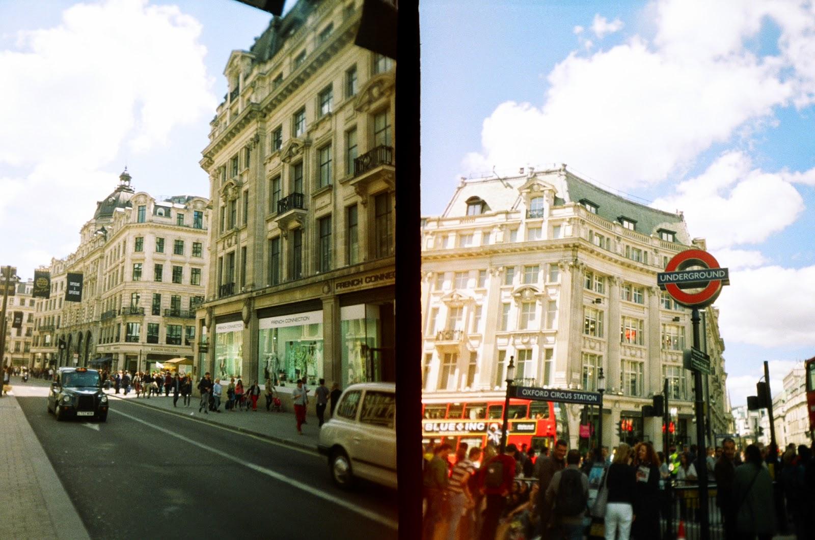 Superheadz Golden Half Camera London