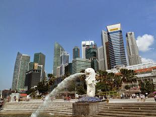 狮城岛国-新加坡