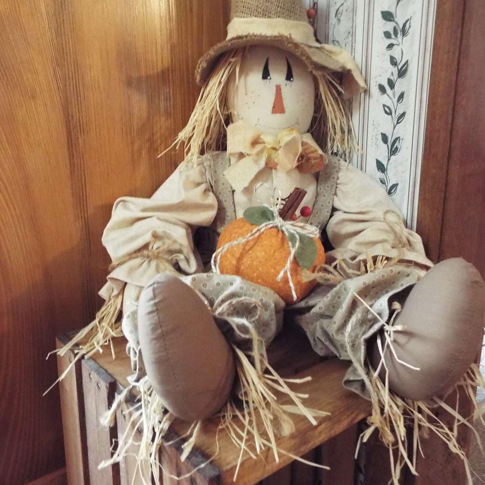 Prim Scarecrow