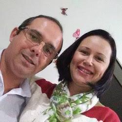 Rogério e Maria Elisa