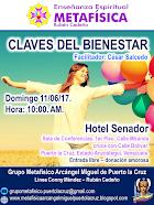 Próxima conferencia en Puerto la Cruz