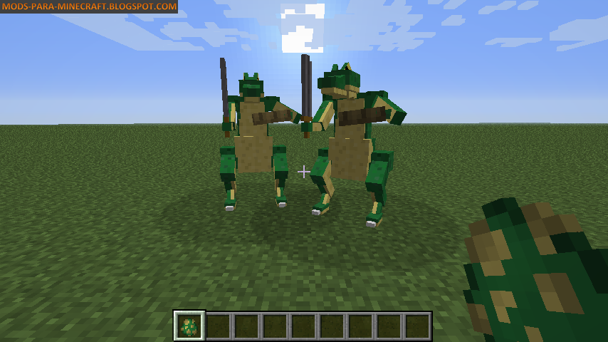... Mobs Mod pa... Mods For Minecraft