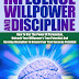 Influence Willpower And Discipline - Free Kindle Non-Fiction
