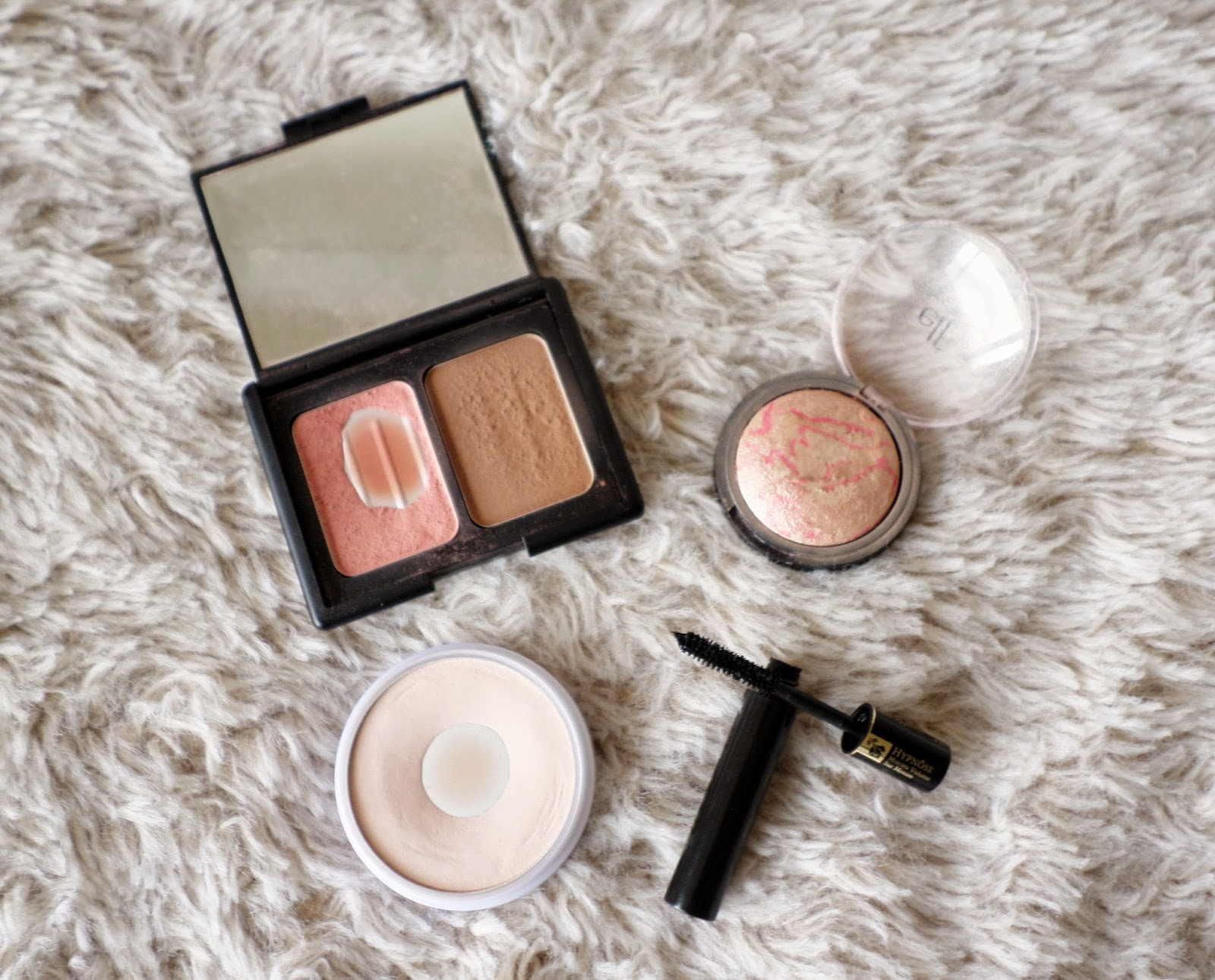 August Beauty Favourites Featuring Soap & Glory, Organic Surge, Natural Collection, ELF Cosmetics and L'ancome