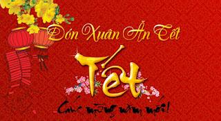 Chuc Tet Thu Phap