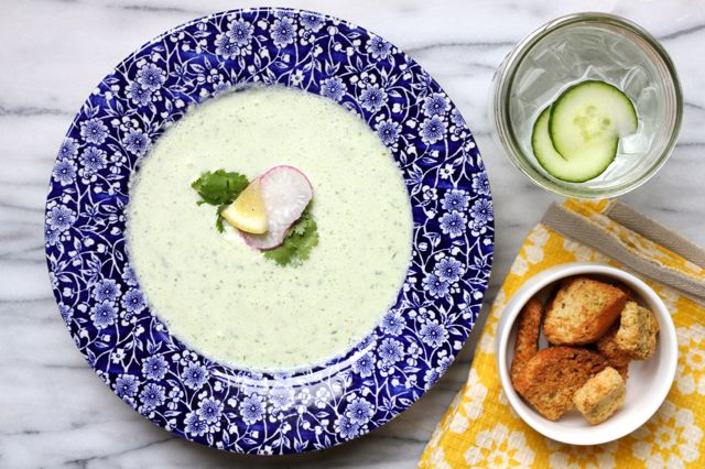 chilled-cucumber-soup