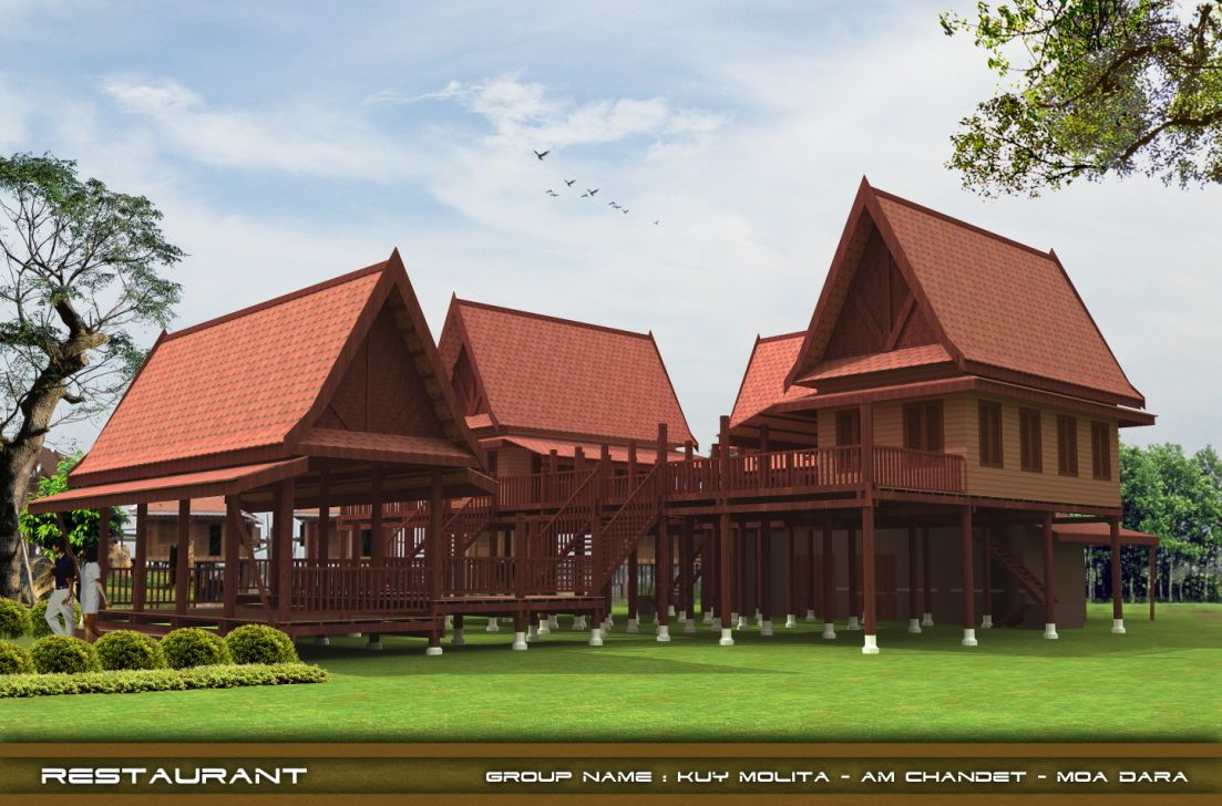all about khmer houses khmer house for couple
