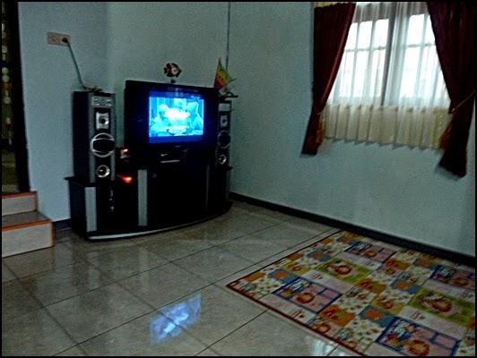 Ruang Santai Geano Homestay Bromo