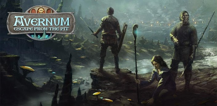 Avernum: Escape From the Pit v1.0.3 Android Apk + Data Full