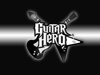 #10 Guitar Hero Wallpaper