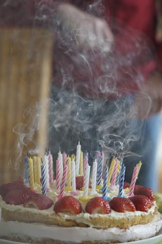 Homem é multado por comemorar aniversário em público