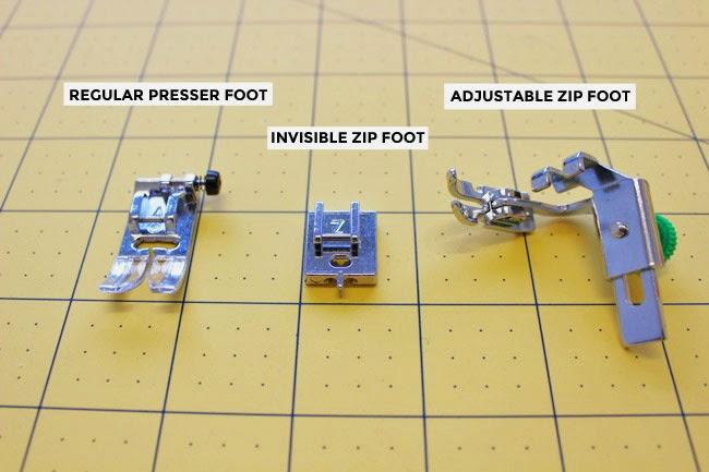 presser feet