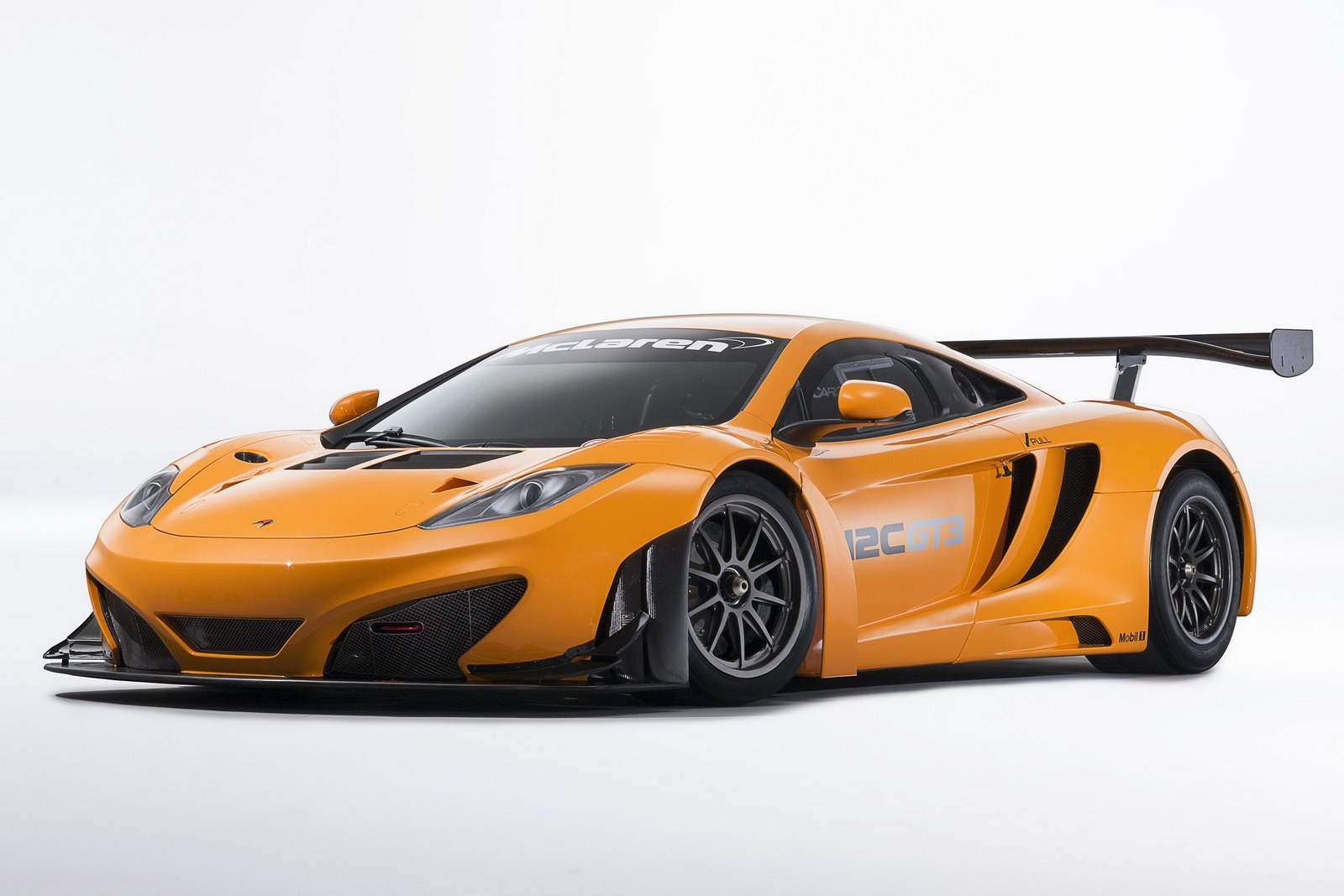 All Car Logos Mclaren Updates Mp4 12c Gt3 Racer For 2013 Wrc