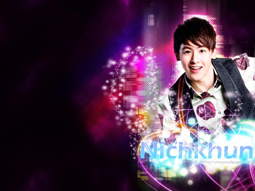 ... Blog) 윤해 서규 민시카 핸 파니: Nichkhun 2PM Wallpaper