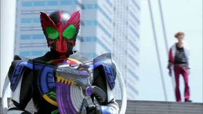 "KyOshi_sOuSuke takes]: Kamen Rider OOO - Episode 37 : "" Sleep, One ..."