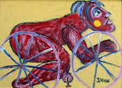 ciclista II vendido - Gerson Robert - 474 imobiliária