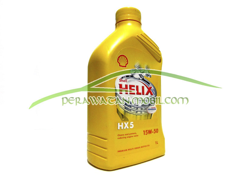 Shell Helix Hx5