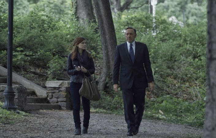 house of cards zoe barnes father's day