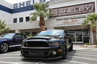 2014 Shelby GT500 Super Snake performance package