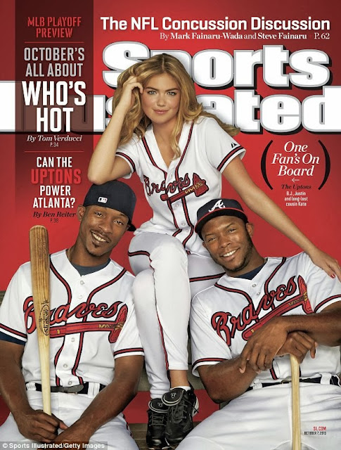 Kate Upton Sports Illustrated cover girl