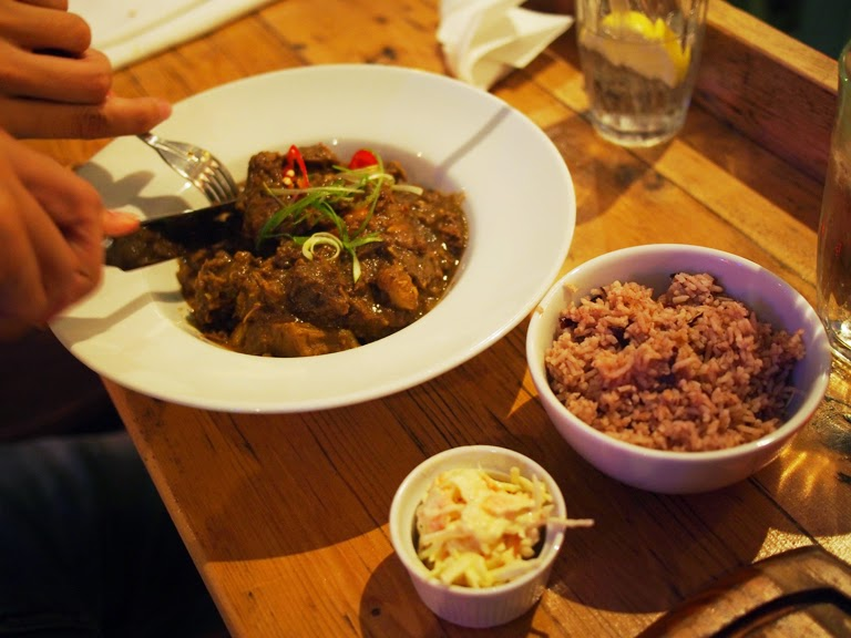 caribbean food in london