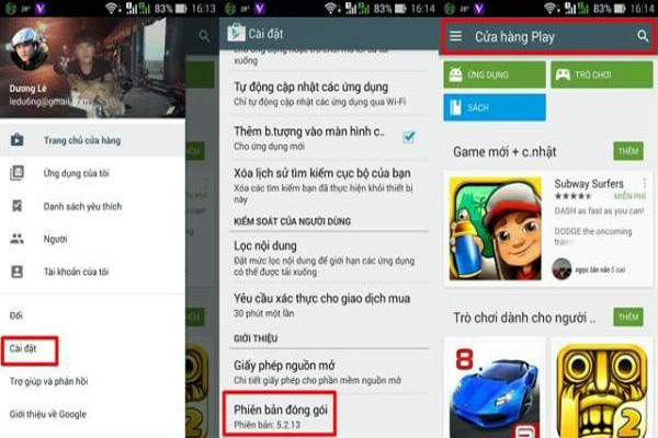 Google Play Store will be updated new interface 1