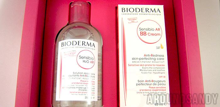 Bioderma Sensibio AR BB cream Solucion micelar