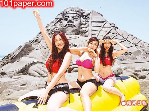 2012台南鹽沙雕藝術季2