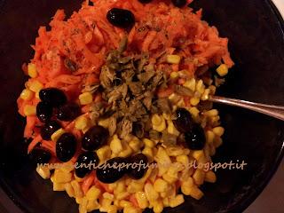 Carote in insalata