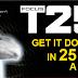 Shaun T Focus T25 edzése