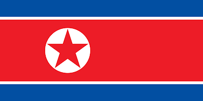 National Flag of North_Korea
