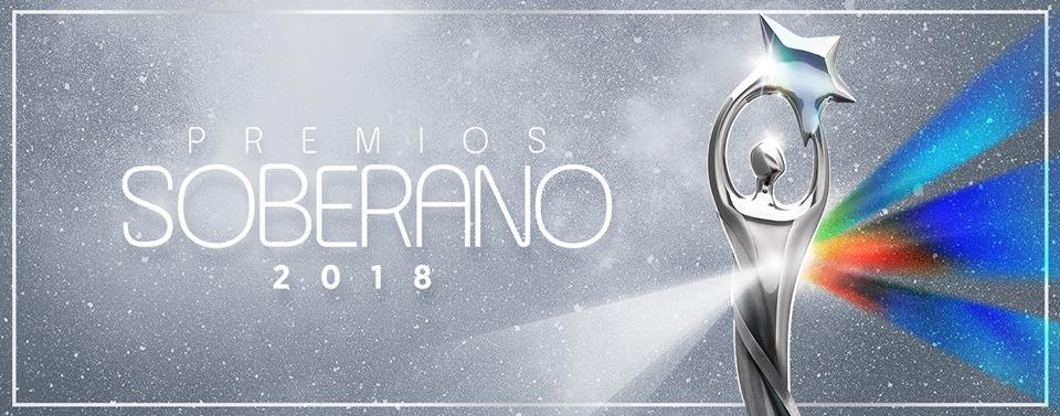 Premios Soberano 2018