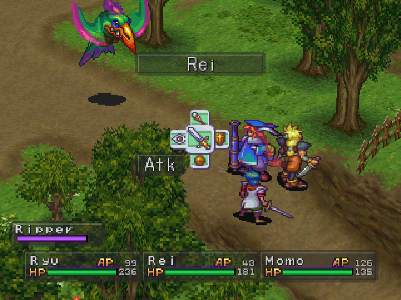 Psx Breath Of Fire 3 Loaderps2