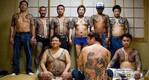 Keluarga Yakuza