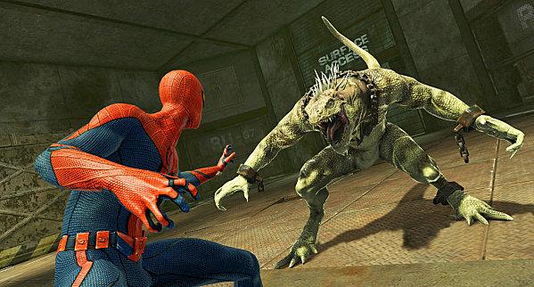 le pc amazing spiderman