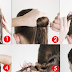 How To Make A Rope Braid Hairstyle Tutorial Step By Step