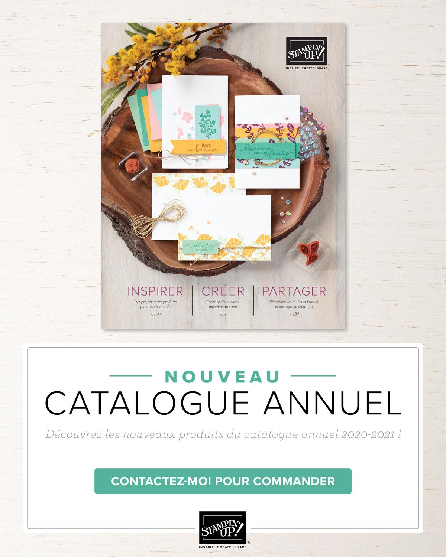 Catalogue annuel 2020-2021