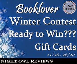 NOR WINTER WONDERLAND BOOKLOVERS CONTEST!