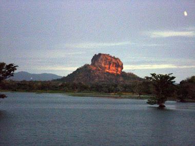 Pidurangala- King Kashyapa's Temple