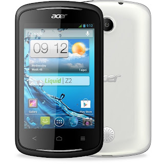 Acer Liquid Z2 Android Jelly Bean Murah