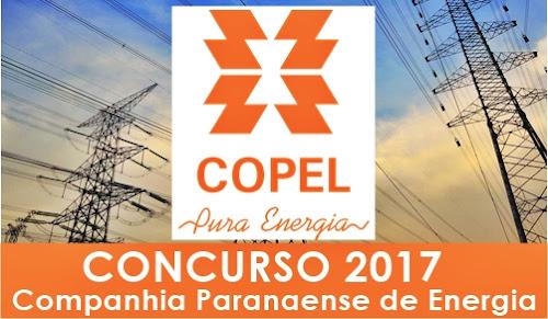 Apostila Concurso COPEL PR 2017
