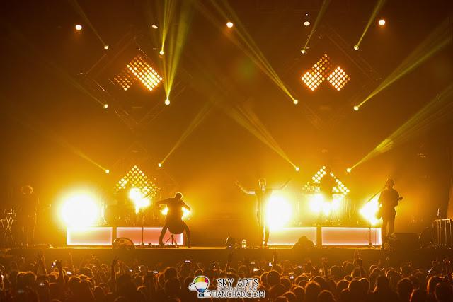 OneRepublic is shining OneRepublic Native Live in Malaysia 2013