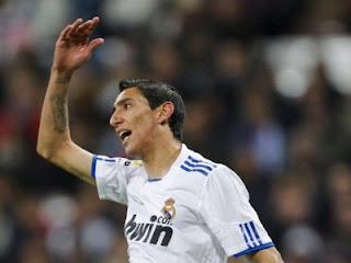 Di María pide un aumento de sueldo al Real Madrid