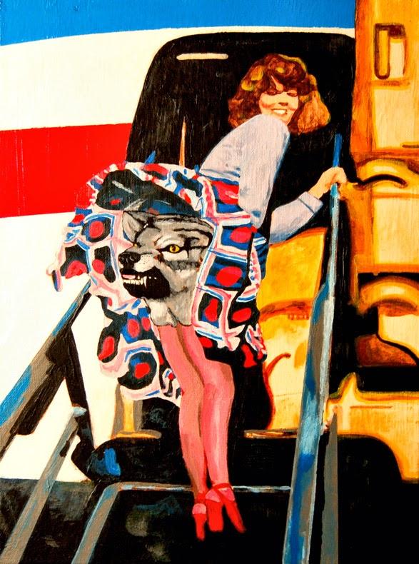 nuncalosabre.Pinturas. Paintings - Scott Lickstein