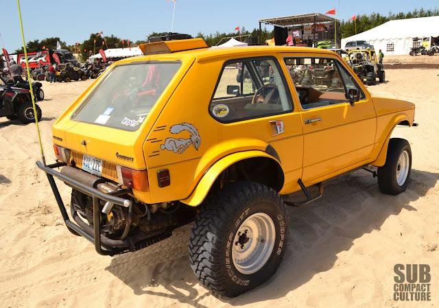Volkswagen Rabbit dune buggy