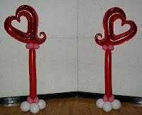 Balloon Column Frame6