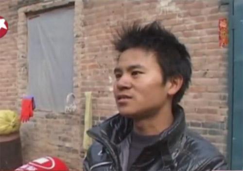 Este hombre chino ha vivido los últimos 12 años tomando solamente agua