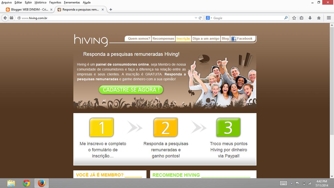 Hiving paga mesmo? O Hiving é confiável?
