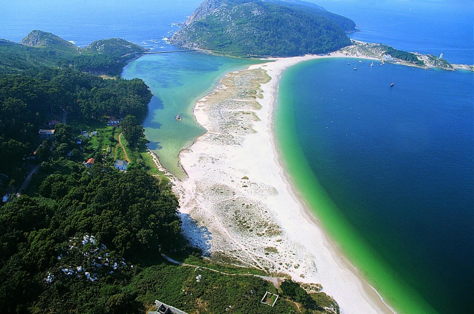 Las Islas Cies en Galicia