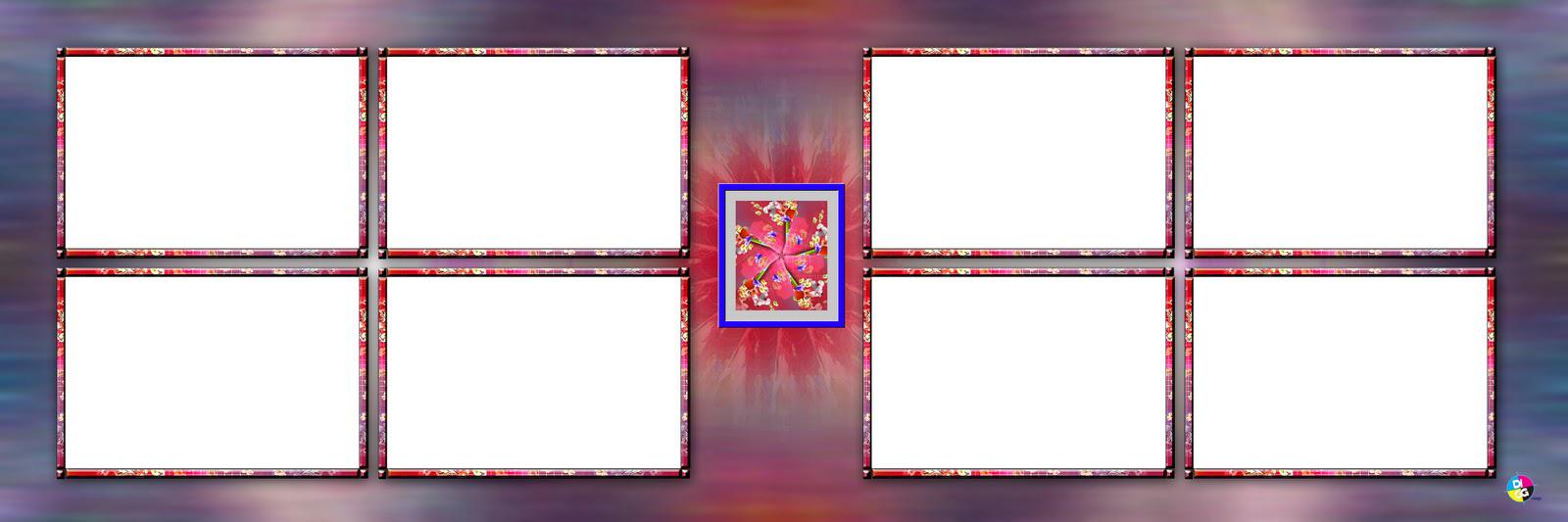 Karizma 12x36 Size Album Subject Sheets